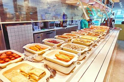 """上海""""早餐工程""""迎來升級版"""