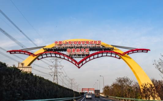 上海自貿區臨港新片區揭牌一周年:簽約358個項目,涉及總投資2713.63億元