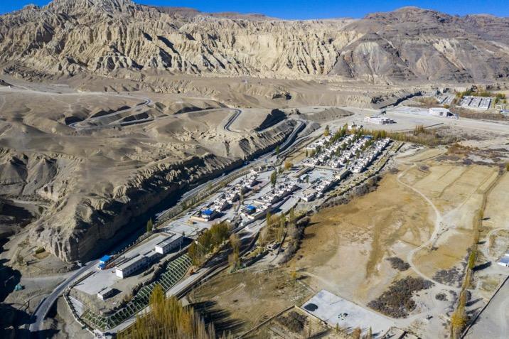 """西藏札達:觀念轉變為奔向小康""""充電"""""""