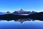 5900年前阿爾卑斯山峰頂無冰