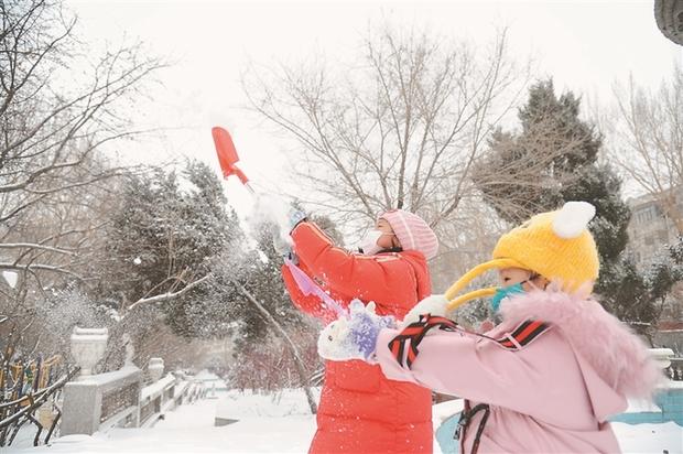 賞雪玩雪樂趣濃