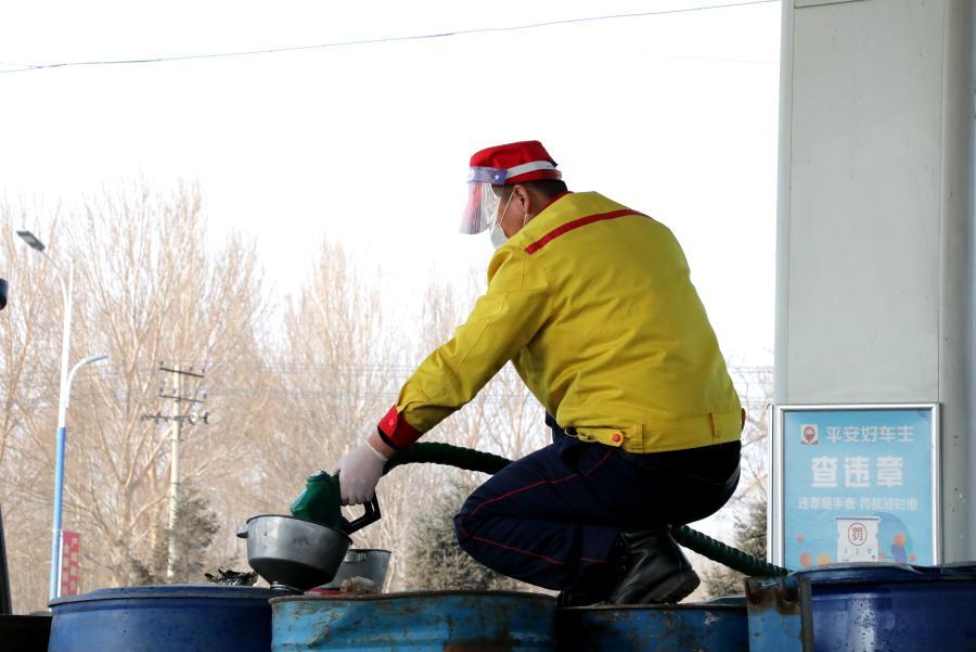 黑龍江:加快柴油下擺保春耕