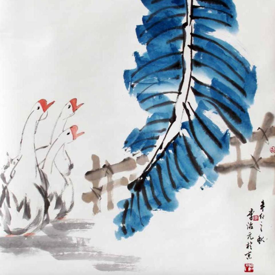 【新華悅聽】少兒讀詩詞|咏鵝