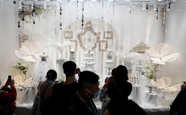 上海:色香味俱全 國際焙烤展在滬開幕