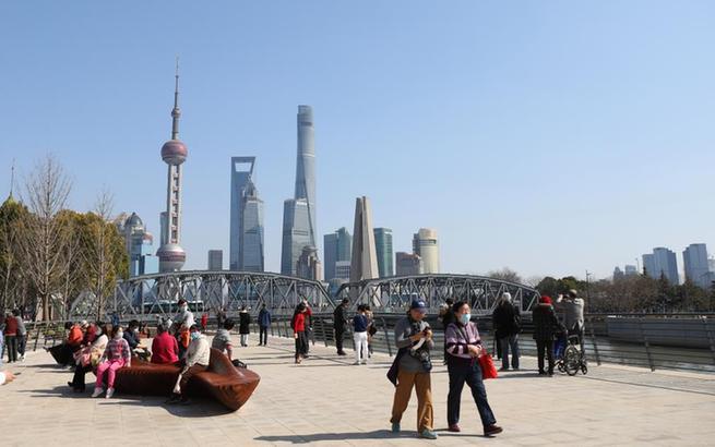 """神州巡禮  上海:人民城市的""""密碼"""",就在這些細節裏"""
