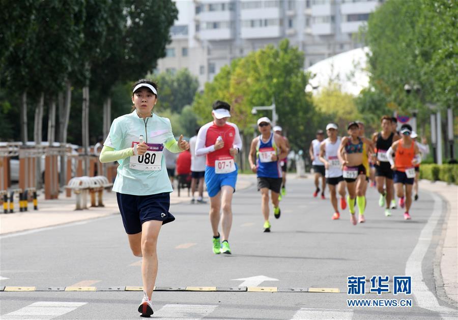 """(體育)(5)全民健身——天津啟動""""全民健身日""""係列活動"""