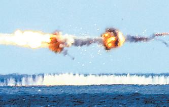 海軍三大艦隊40多艘艦艇東海同臺競技