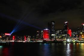 繽紛悉尼燈光音樂節