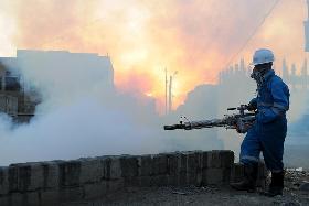 也門薩那防控霍亂