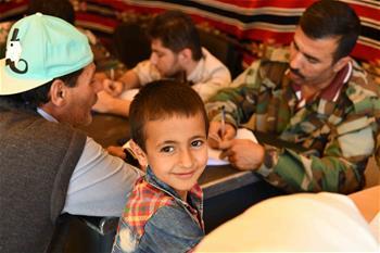 歸鄉,不再流浪——記敘利亞難民返鄉