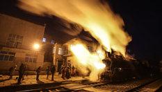 再現逝去的蒸汽時代