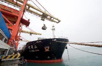 福建湄洲灣北岸崛起港口群