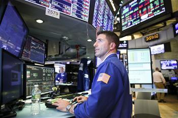 紐約股市三大股指13日收盤上漲