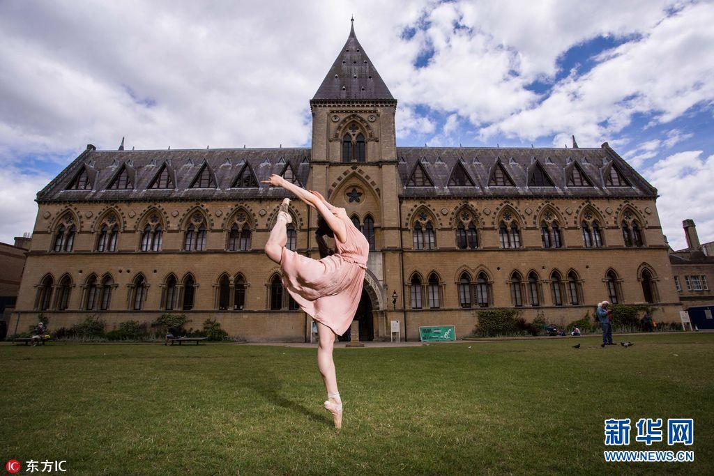美丽与智慧的化身!职业芭蕾舞演员拿下物理学博士学位