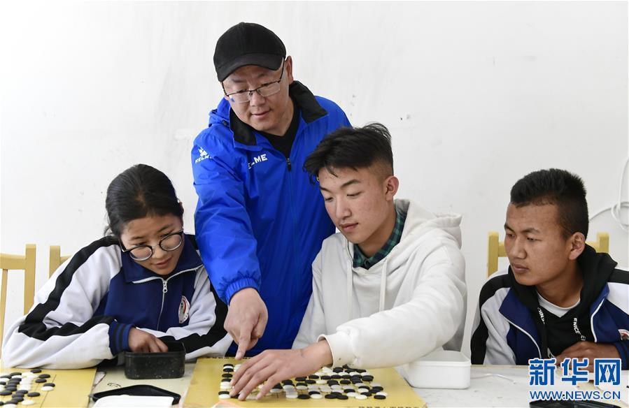 """(教育)(2)湖北省""""组团式""""教育援藏见成效"""