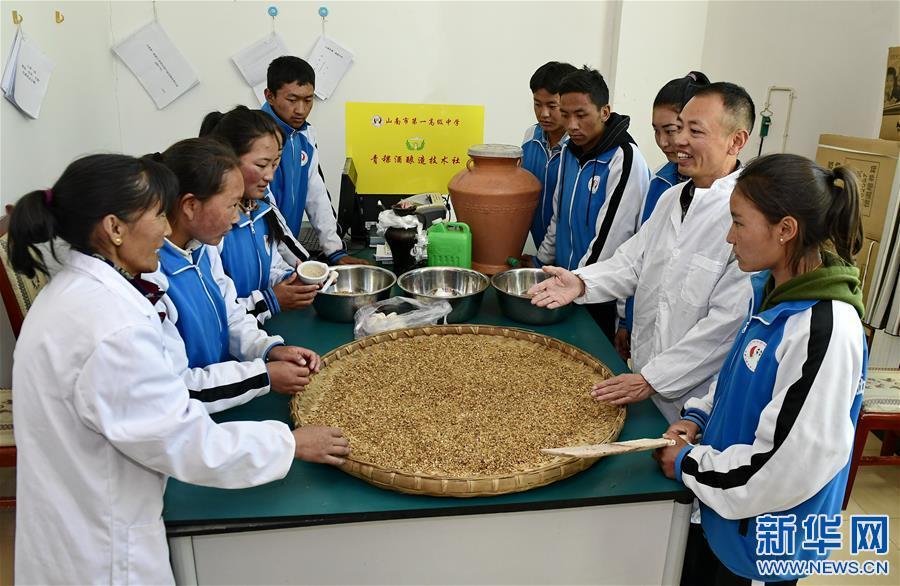 """(教育)(3)湖北省""""组团式""""教育援藏见成效"""