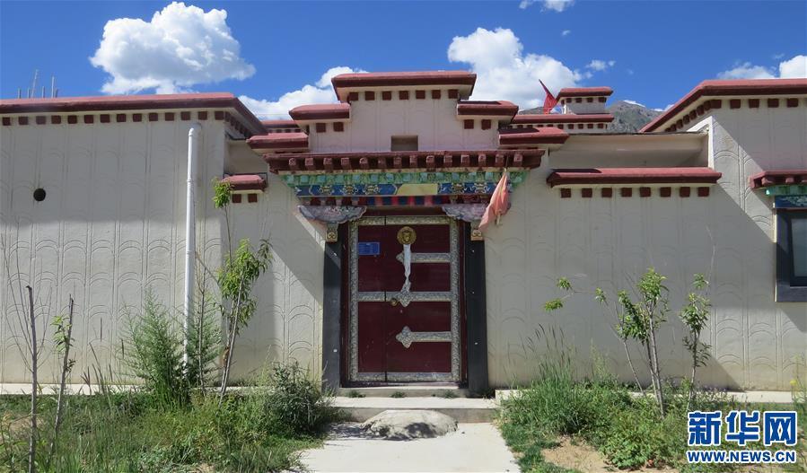 (新华全媒头条·走向我们的小康生活·图文互动)(5)扎西德勒,我们的新家园——西藏易地扶贫搬迁搬出幸福美好新生活