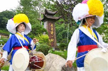 吉林琿春:邊境村發展特色鄉村旅遊